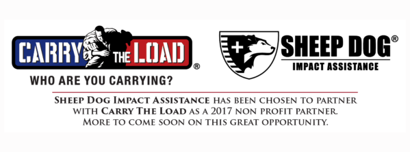 SDIA Chosen as 2017 Partner of Carry The Load