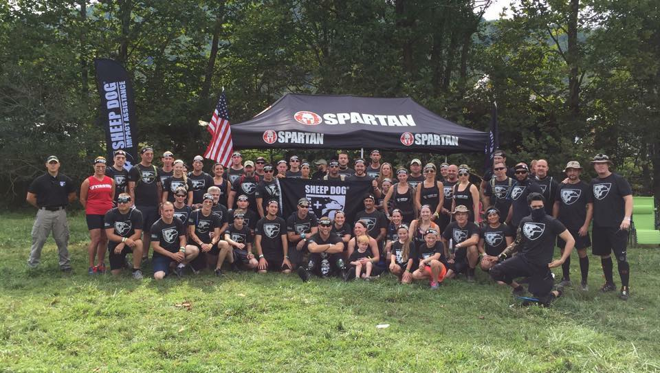 SDIA Spartan Ashe group start 29AUG2015