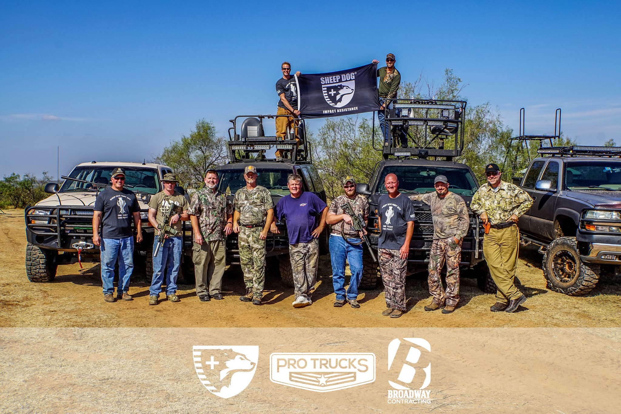 SDIA Fall 2015 Hunt group