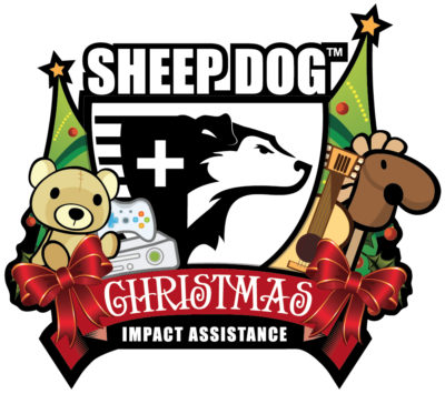 Christmas Outreach: Adopt a Sheep Dog Child