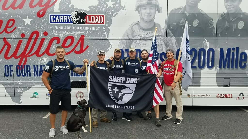 SDIA Carries The Load in East Coast Relay