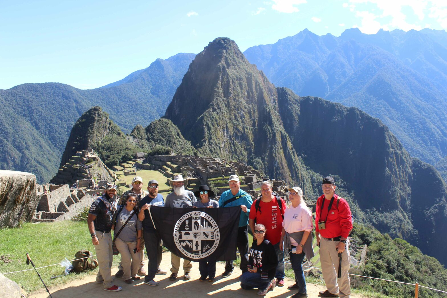 SDIA Outdoor Adventure to Machu Picchu this July!
