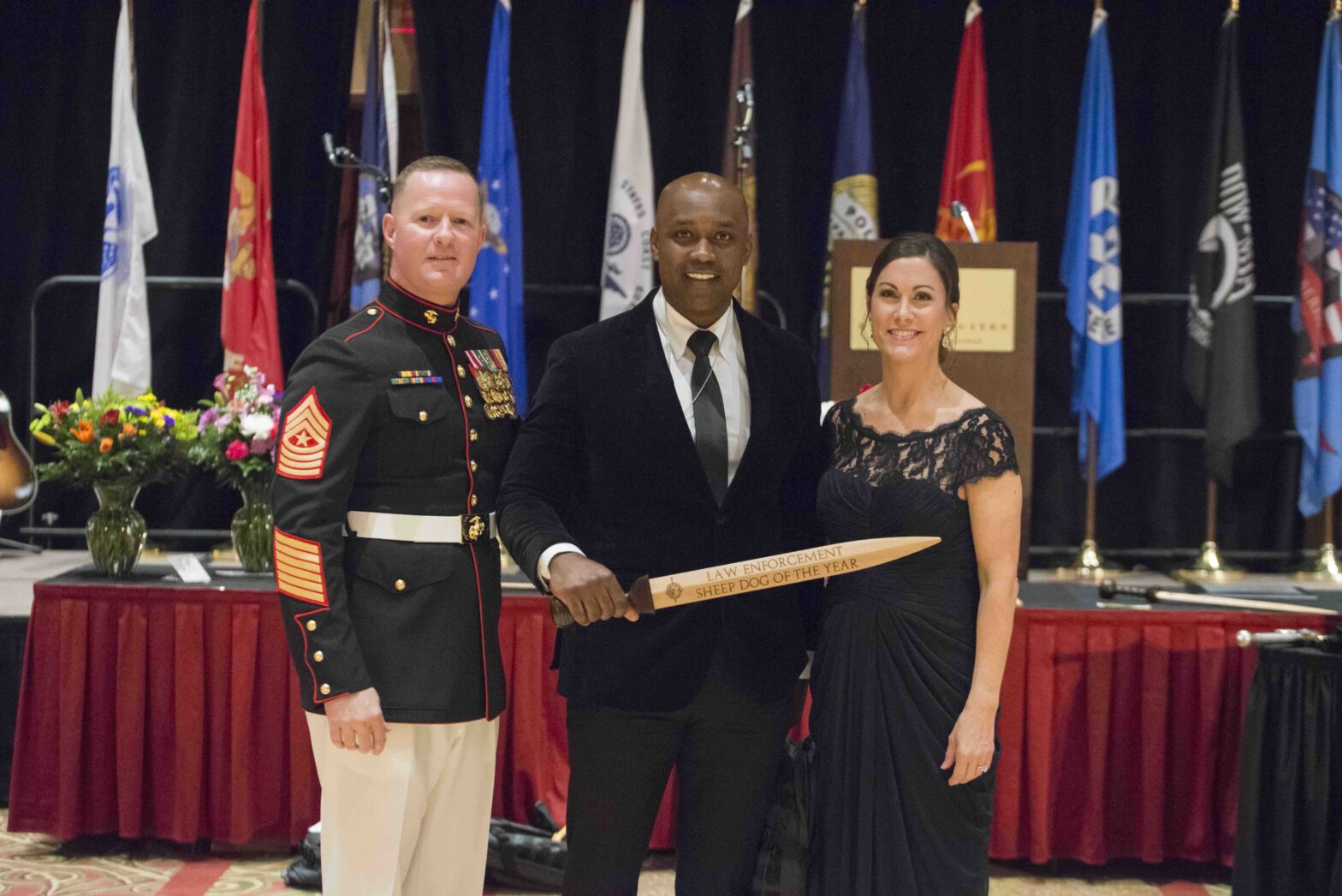 SDIA's 6th Annual Heroes Gala to Help Veterans, First Responders  Get Off The Couch
