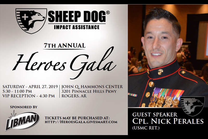 The Heroes Gala is Almost Here!