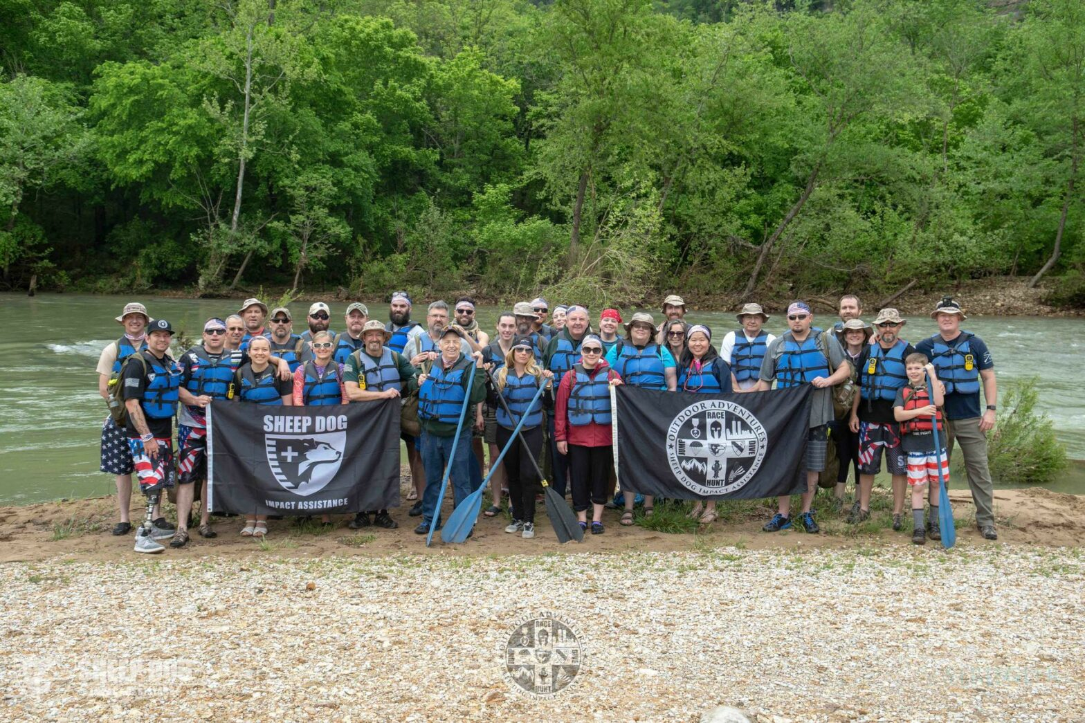 SDIA Outdoor Adventures Inspire Veterans, First Responders to #GetOffTheCouch