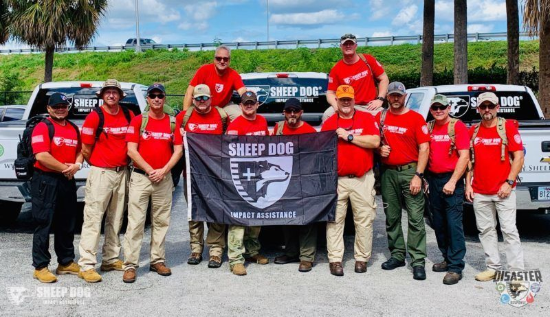 SDIA Deploys on Their First Disaster Response Mission Outside the US to Bahamas