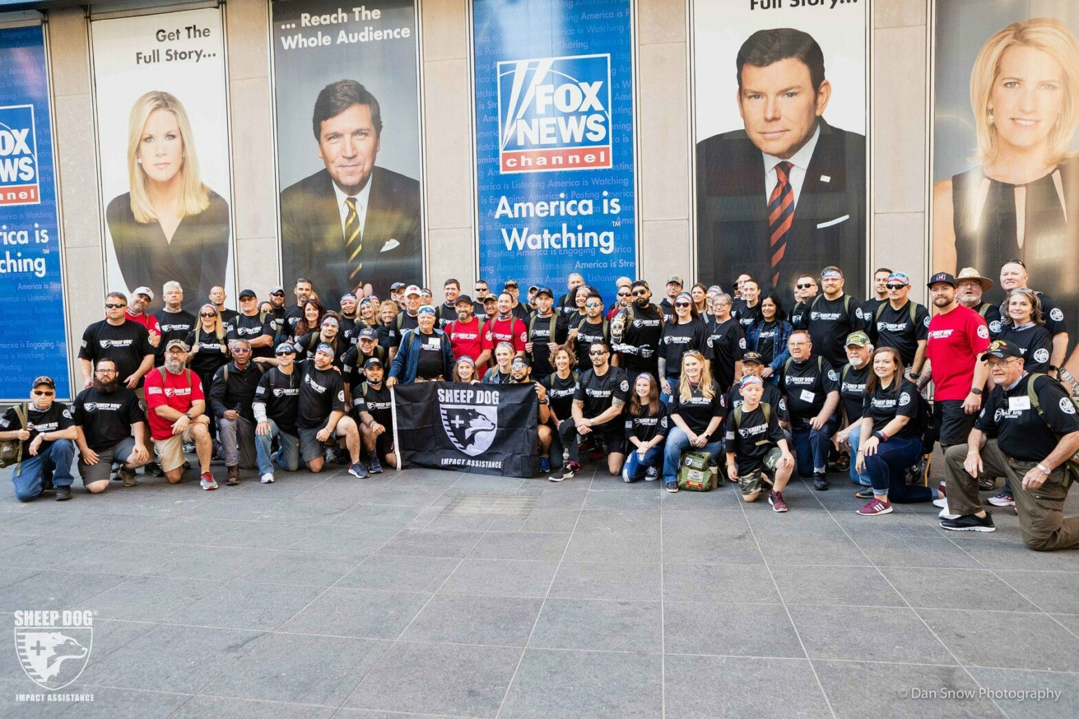 SDIA's Trip to NYC Brings Healing, Camaraderie to 80+ Veterans, First Responders