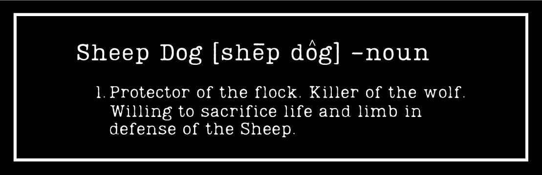 Definition Of A Sheep Dog