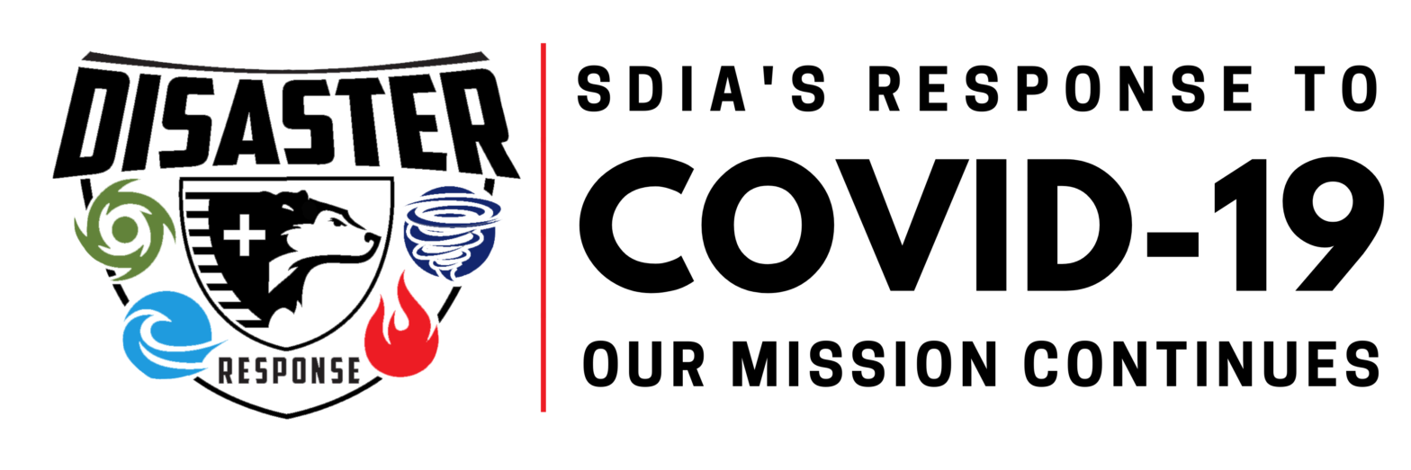 SDIA's Response to COVID-19: Our Mission Continues!