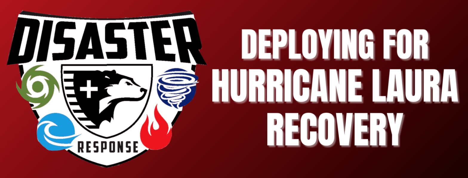 SDIA Deploying Disaster Response Team for Hurricane Laura Recovery