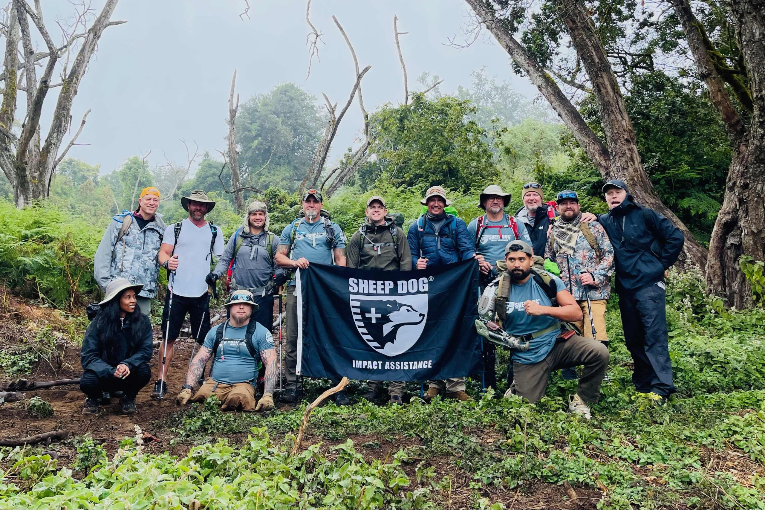 UPDATE #1 – Kilimanjaro: Climb for a Cause