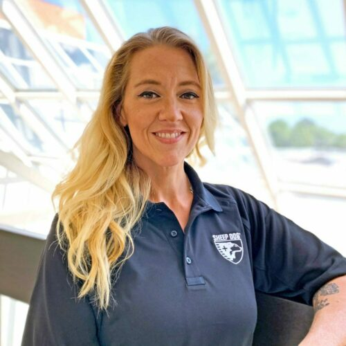 Christina LePage, Veteran Spouse : Outreach Coordinator